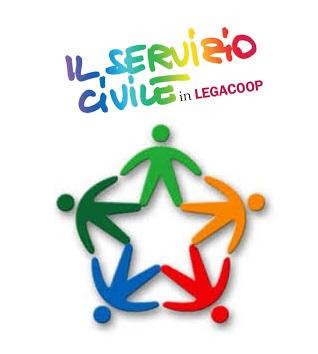 servizio civile in legacoop