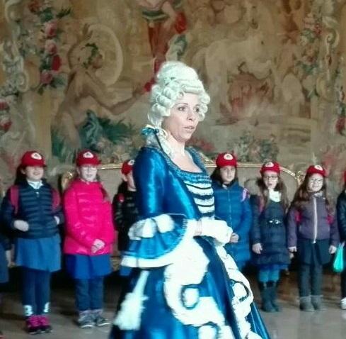 Coop. Le Nuvole. Il Carnevale dei piccoli a Palazzo Reale