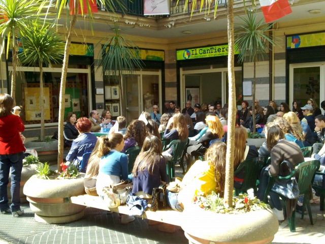 Coop. Cantiere Giovani. Il programma culturale per l'anno europeo del patrimonio culturale riconosciuto dal MIBAC