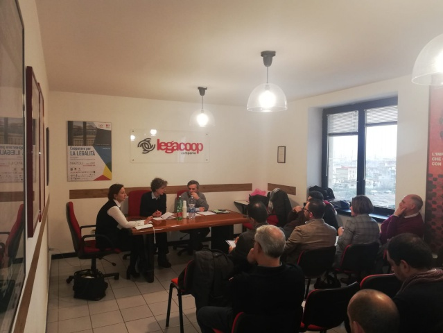 Legacoop Agroalimentare Campania. Assemblea: 'Ambiente Futuro. Filiere Cooperative Sostenibili'. Nuova Responsabile Anna Ceprano