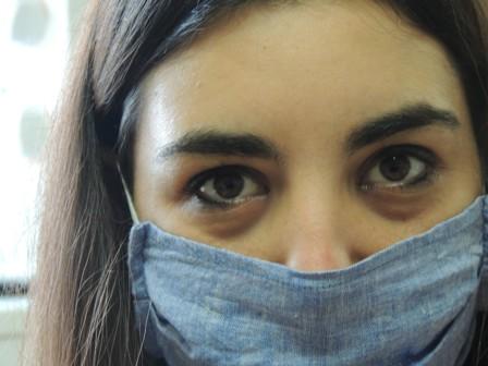 Cooperativa E.V.A.. Una mascherina contro la violenza sulle donne, contro il covid19