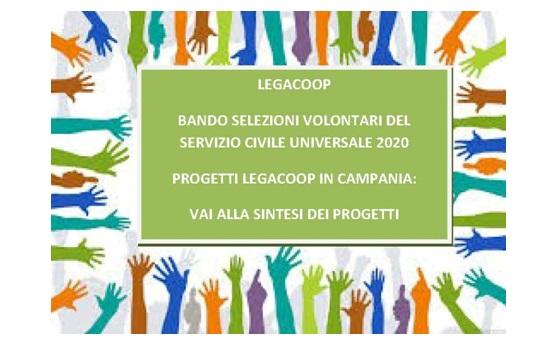 Servizio Civile Universale. Pubblicato il bando per 46.891 operatori volontari. I progetti in Campania