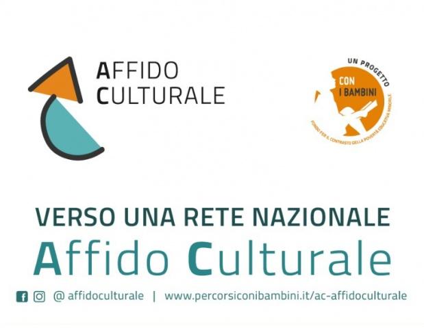 """Cooperativa Le Nuvole. Webinar """"Verso una rete nazionale Affido Culturale"""":  il 4 marzo evento online con enti interessati per portare AC in altre città"""