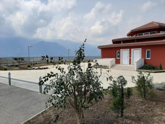 Cooperativa GEA. Villa San Gallo: percorsi sensoriali e stanza degli abbracci