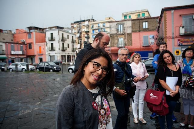 Cooperativa Casba. Migrantour Napoli. 'Piazza Mercato a Napoli – Memorie e racconti di un paesaggio urbano 1940-2016′, presentazione